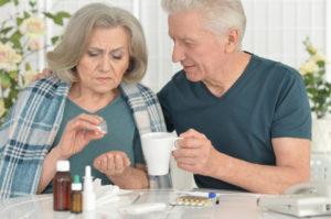 seniori alergie