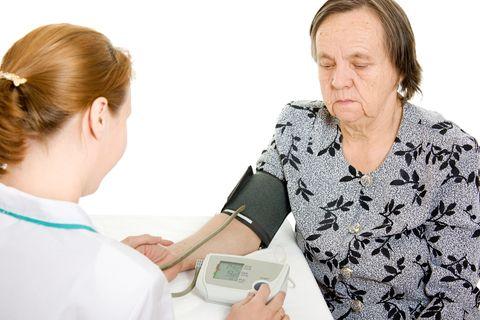 Krevní tlak každého z nás reaguje na duševní a tělesné události