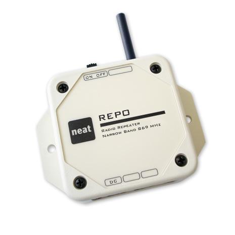 Rádiový opakovač REPO+
