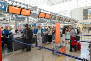 Odbavení na letišti za vás může provést speciální služba