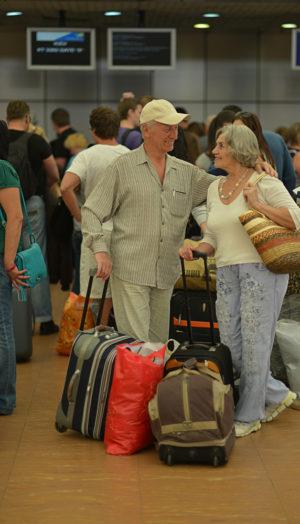 Letiště Václava Havla myslí na bezpečnost svých cestujících