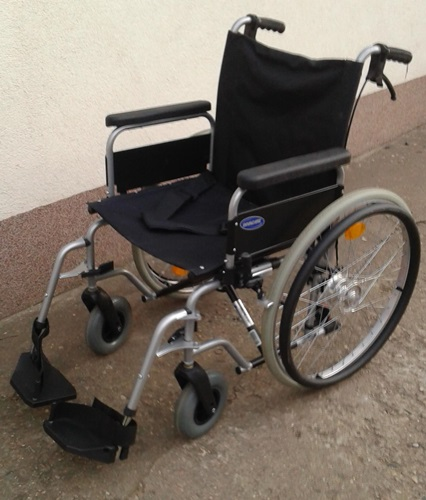 Invalidní vozíky repasované - velmi dobrý stav