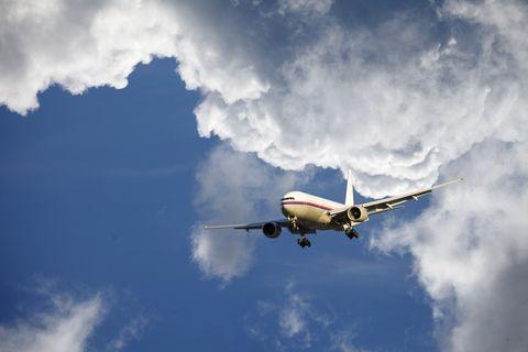 cestovani letadlem
