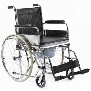 Invalidní vozíky toaletní