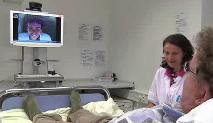 I bez domácí návštěvy je lékař pacientovi blízko