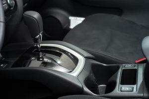 automatic gear shift