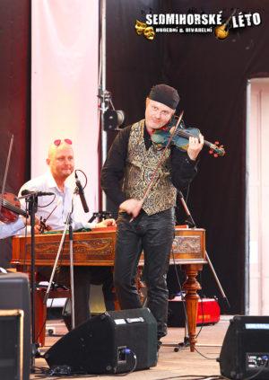 Sedmihorské léto 2015 - Pavel Šporcl & Gipsy Way Ensemble • 16.7.2015 • Sedmihorky u Turnova, Sedmihorské léto
