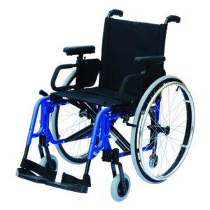 Invalidní vozíky mechanické