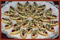 orechove ovalky s cokoladovym kremem