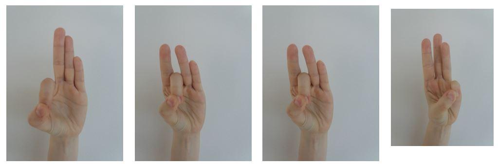artróza prstů