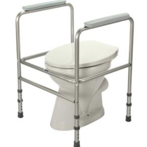 Podpěry na WC čtyřbodové