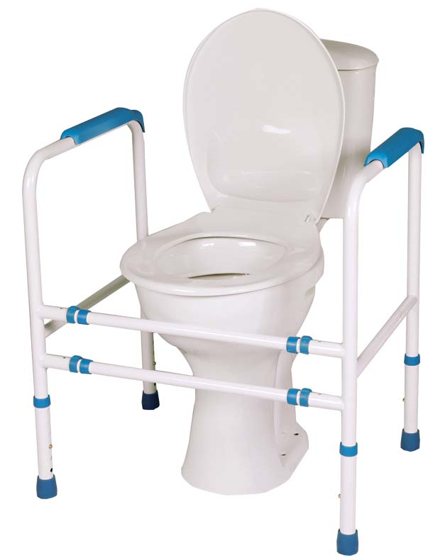 Podpěry na WC