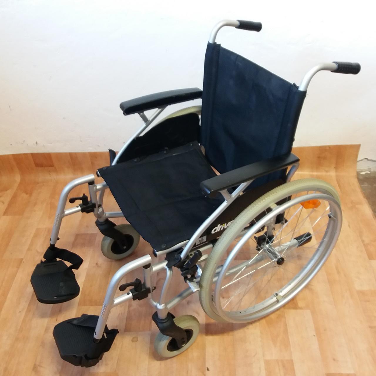 Invalidní vozíky ve slevové akci